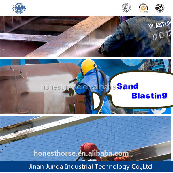 sand blasting grit steel shot s330 making machine surface clean
