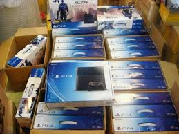 FOR THE ALL NEW PlayStation 4 Slim PS4 500GB Console - (25 Games)