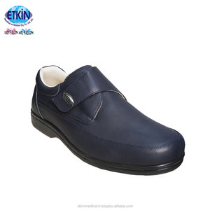 Most Popular Turkish Shoes Brand Orthopedic Medical Shoe for Diabetic Therapy