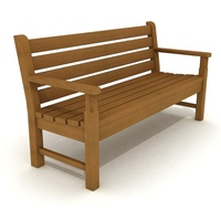 Wooden Patio Bench Mob-367