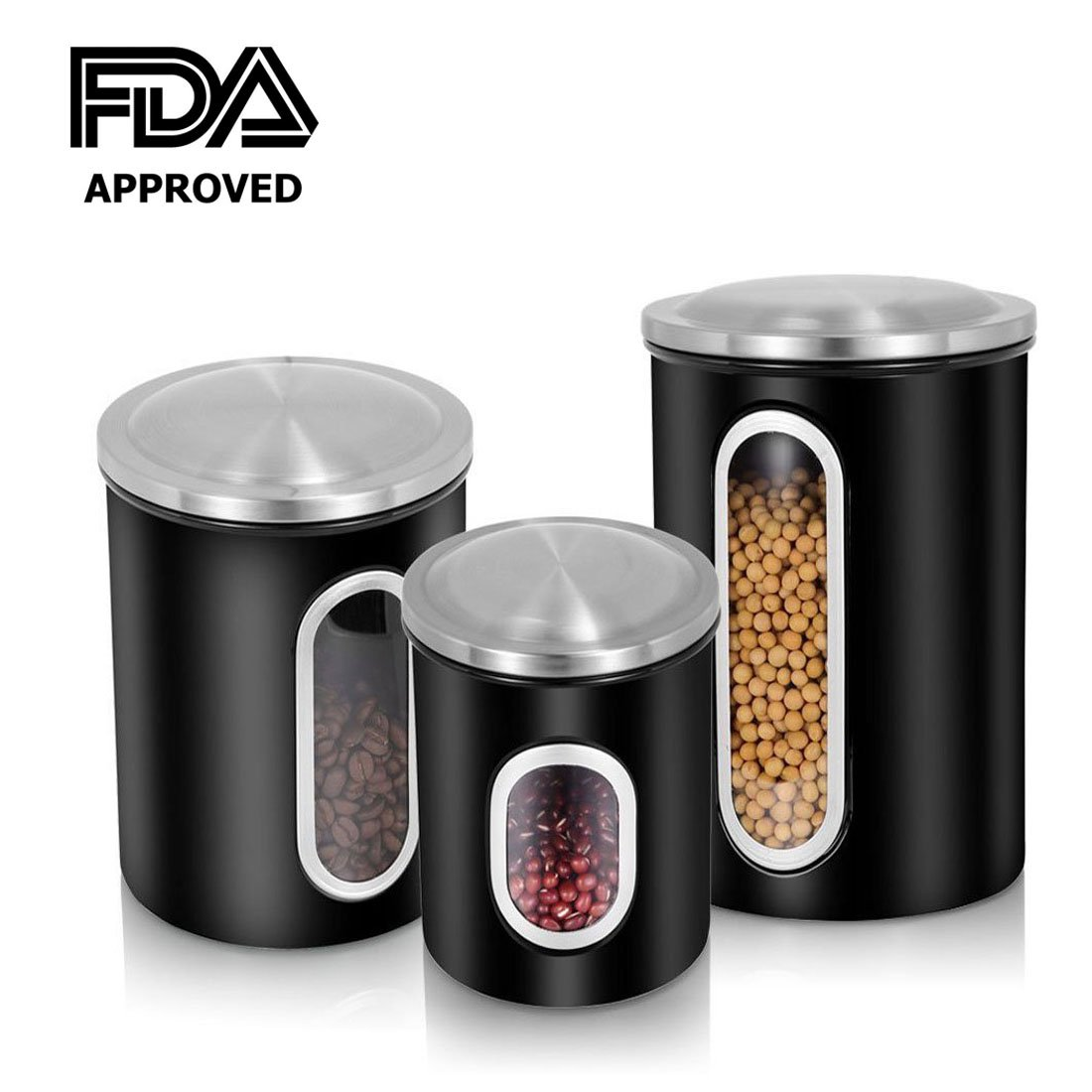 cheap kitchen canister sets cheap kitchen canister sets black find kitchen canister sets black deals on line at alibaba com 3696