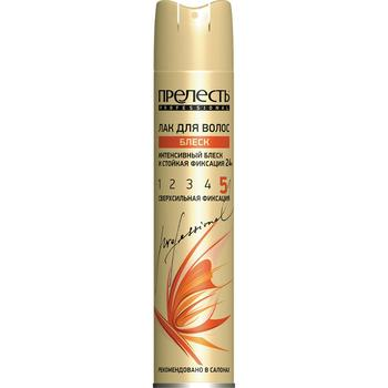 Hairspray Shine, extra strong hold, 300 ml