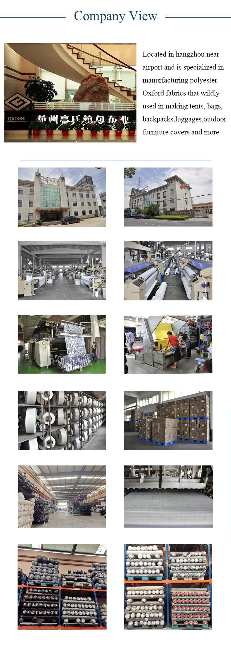 Nhà máy Cung Cấp Bán Buôn Giá Rẻ Vải Dệt May Chất Lượng Tốt 600D Ripstop Polyester Vải Oxford