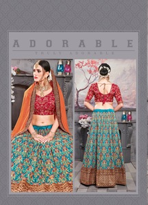 42d1261a9a Blue Lehengas, Blue Lehengas Suppliers and Manufacturers at Alibaba.com
