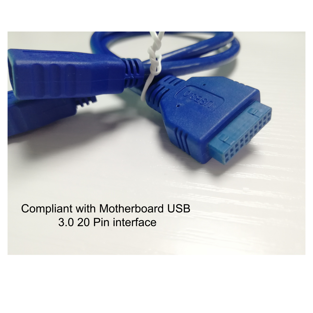 Manufacturer High Speed Usb Audio Port Front Panel 2 30 20 Wiring Also With Motherboard Connector Pin Male