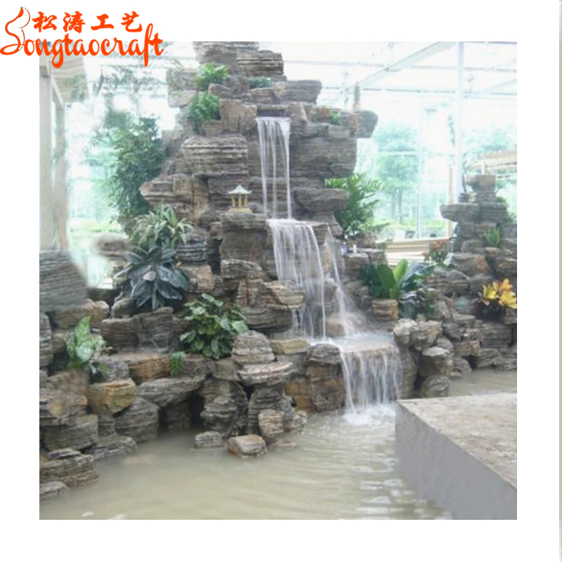 Indoor Wall Home Decoration Waterfall