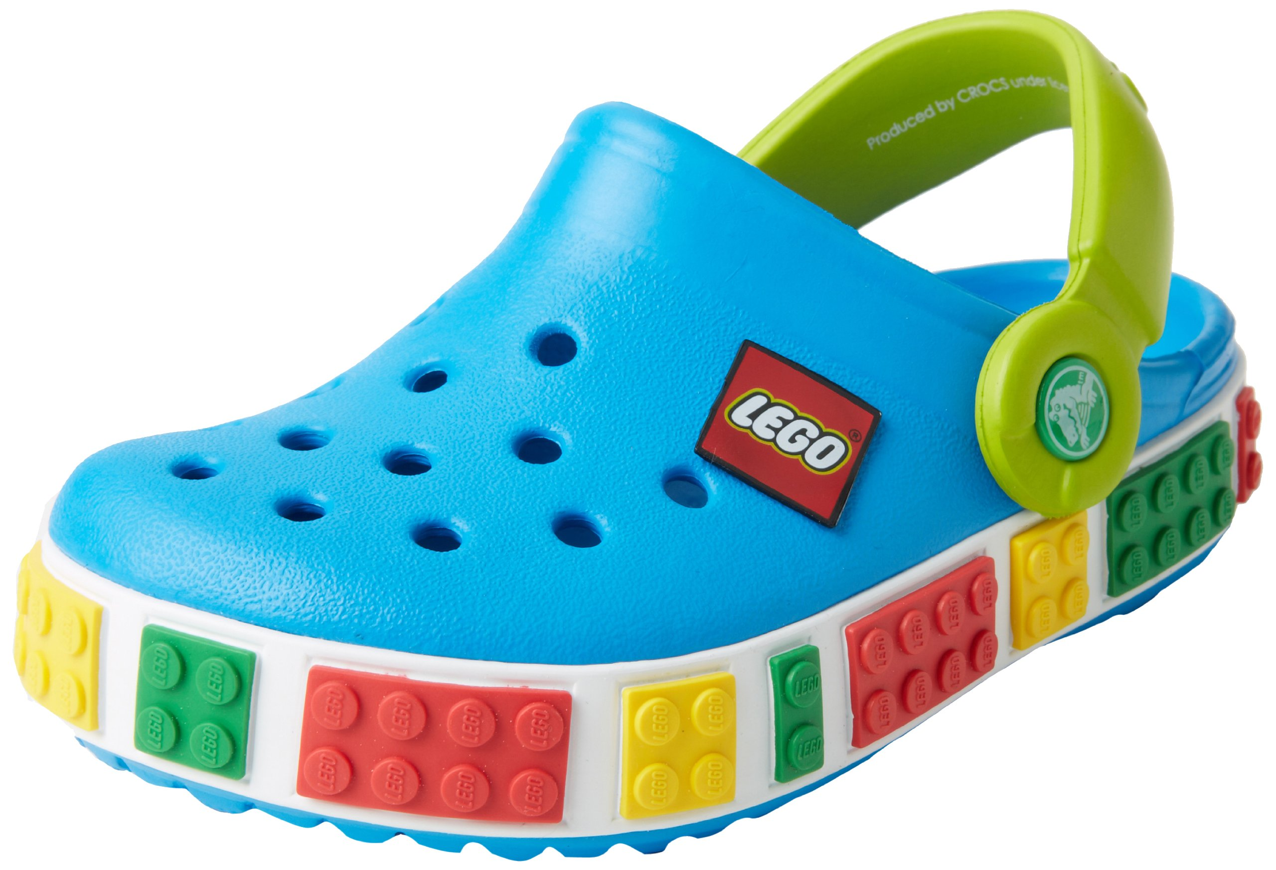 65afed8adc95 Buy Crocs Kids Crocband Mammoth Lego Clog Kids Mules And Clogs ...