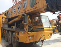 Original UAS Grove Mobile Truck Crane With Good Condition used Grove 150t rough terrain crane , Grove RT750 model