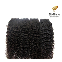 Darling Hair Extension/ Remy Curly Hair Weaves,Kinky Curly Micro Bead Hair Extension