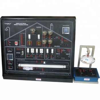 home electrical wiring training system- electrical engineering