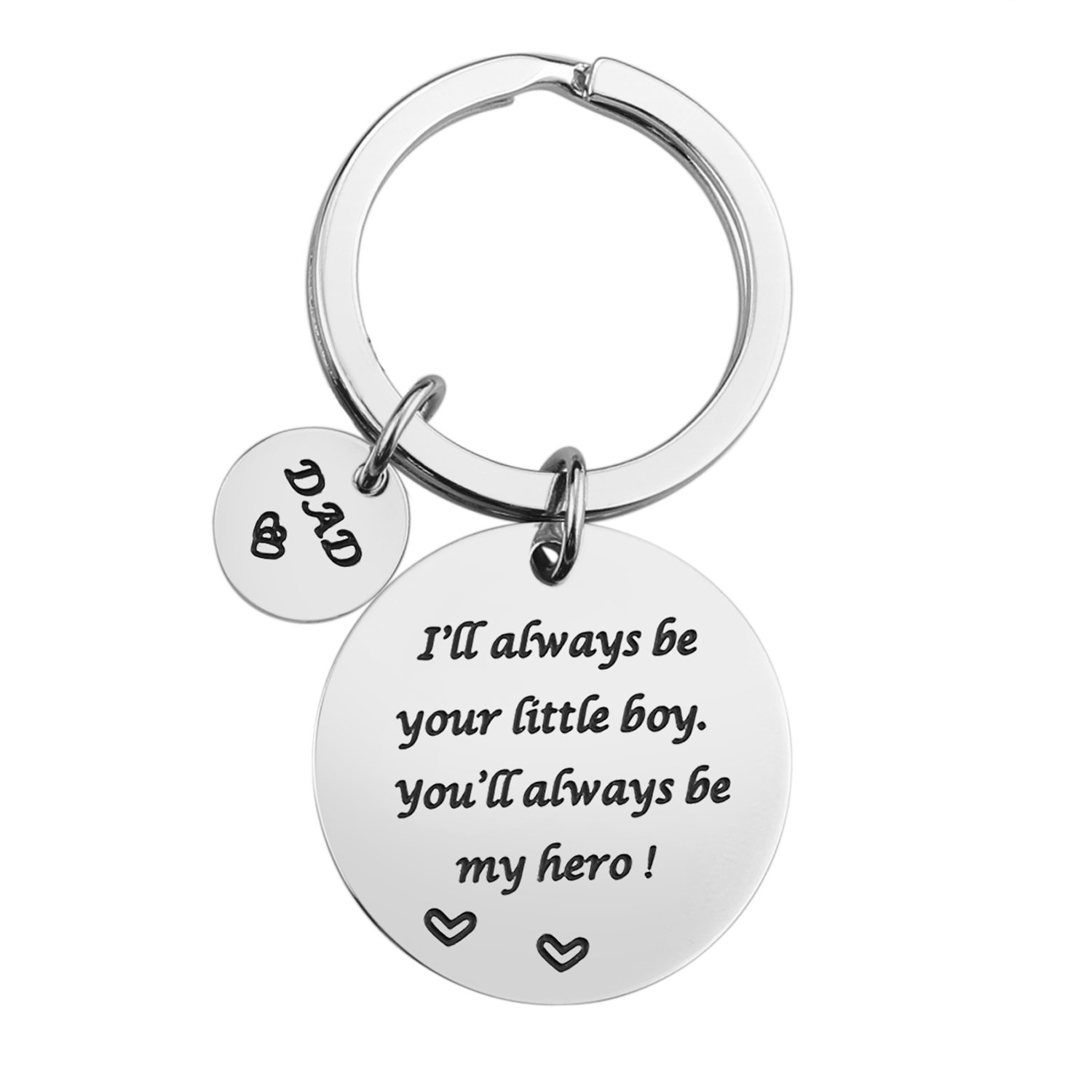 cheap birthday gift for dad find birthday gift for dad deals on Old Birthday get quotations keychain gifts for dad father dad gift idea from wife daughter son kids stainless