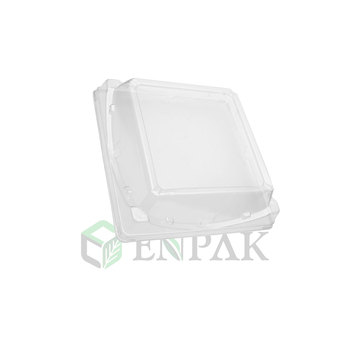 Taiwan Disposable blister sushi plate food container