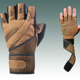 Custom Cow Leather Athletic Works Weight Lifting Gloves, Weightlifting Gloves