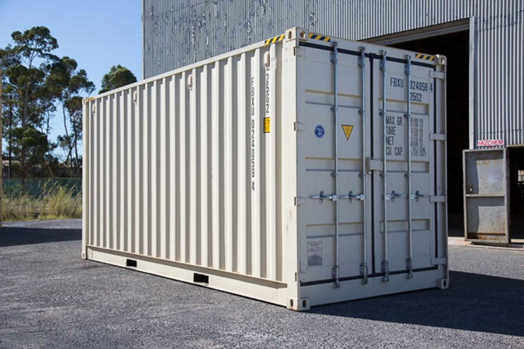 China Refrigerated 20 ft 40ft High Cube Meat Reefer Container