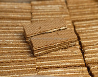 Cocoa Best creamy Biscuit Wafer with milk&cocoa filling - No preservatives - Good taste - 3kg - Wholesale - bulk product