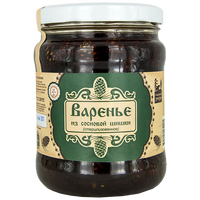 Factory Direct Supply 1220 g 100% Natural Siberian Delicacy Pinecone Gourmet Jam