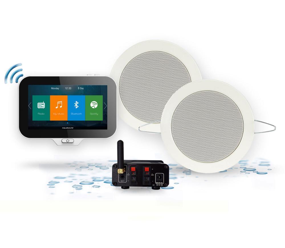 Waterproof Internet Radio For Bathroom   Buy Bathroom Radio,Shower Radio,Bluetooth  Wifi Product On Alibaba.com