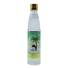 Rasyan  Cold-pressed Natural coconut oil 100%  90ml.