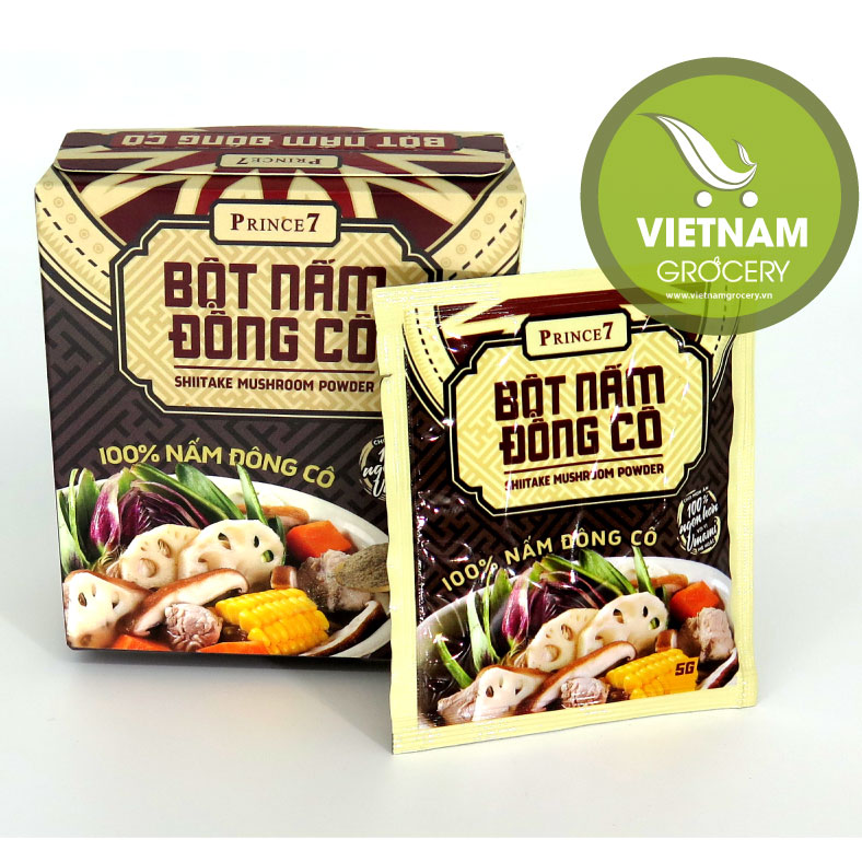 Vietnam Shitake Mushroom Powder 50Gr