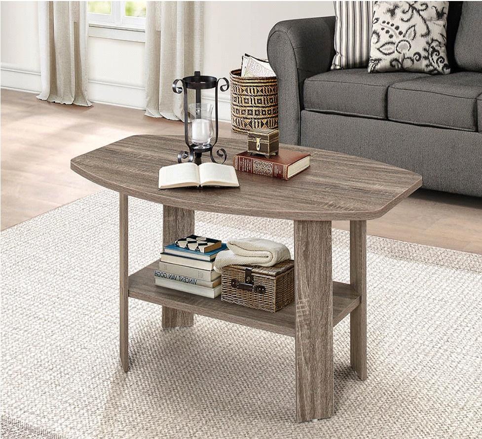 Rustic oak color farmhouse style coffee table end table buy end rustic oak color farmhouse style coffee table end table geotapseo Choice Image