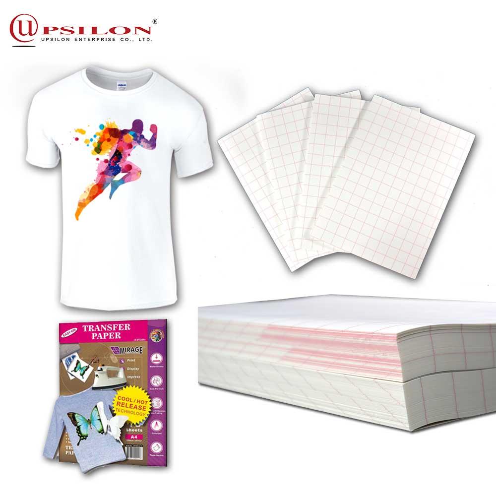 Melhor Papel de transferência impermeável da camisa da cópia T do Inkjet de matéria têxtil