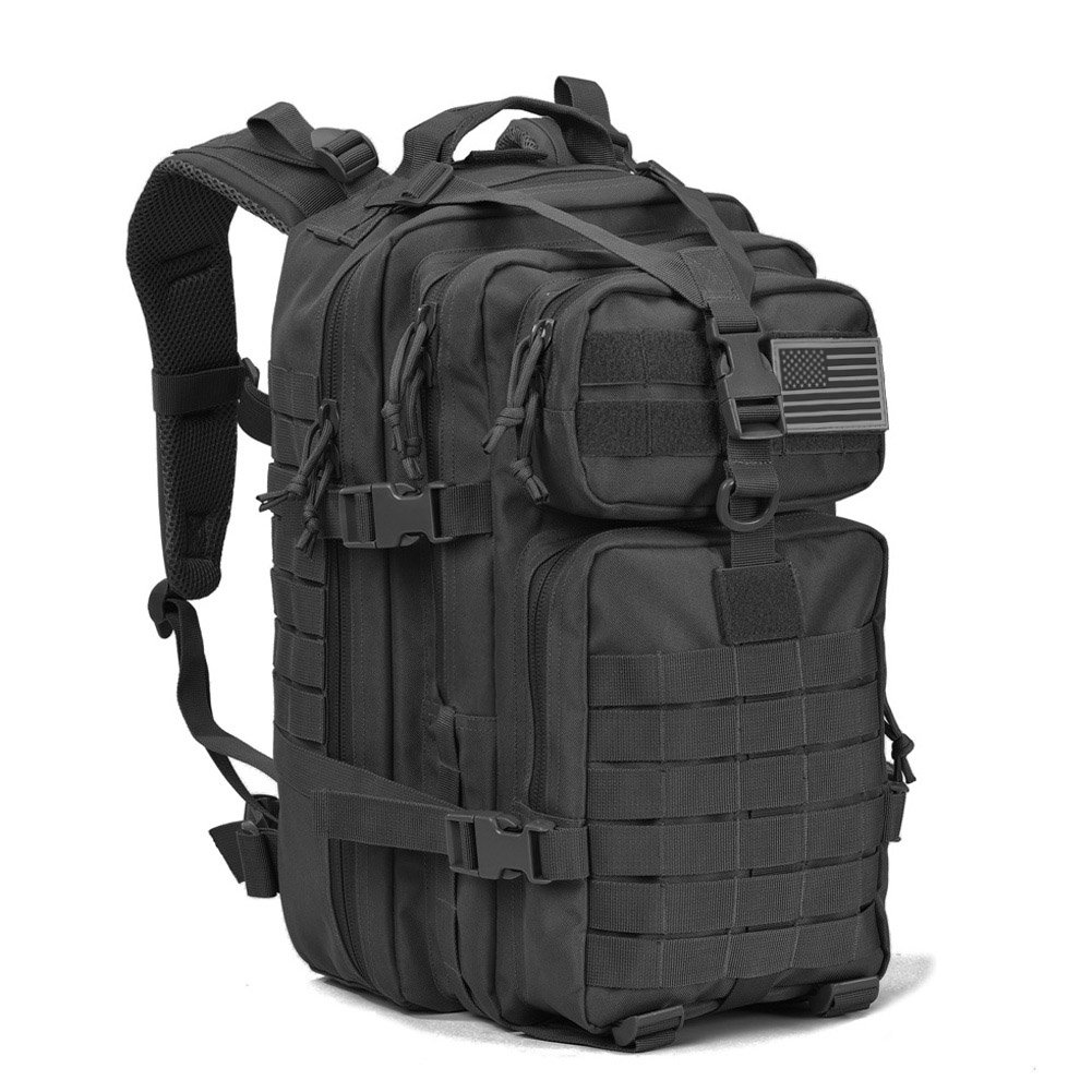 a7e0ac817f Get Quotations · Military Tactical Backpack Small Assault Pack Army Molle  Bug Out Bag Backpacks