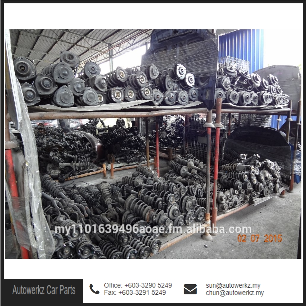 Good Condition of Used Auto Parts for Japanese/Korean/Continental Cars
