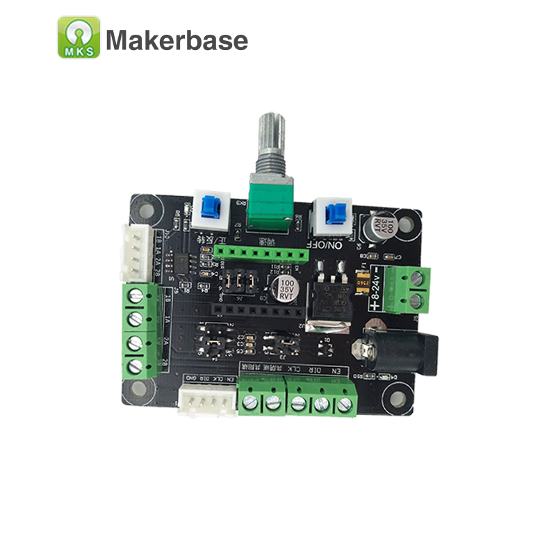 MKS Steptest PWM pulse generator controller PWM stepper amplifier dingle device