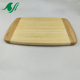 Kitchen supplies with promotion price natural safe bamboo sushi board with colour