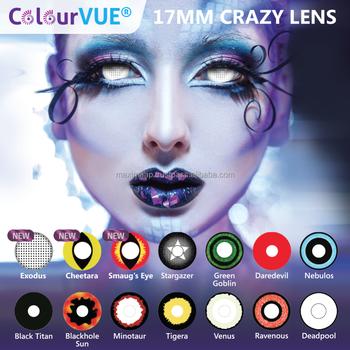 3809277ff517c Lente De Contacto Colourvue 17mm Mini Esclerótica Gama Completa ...