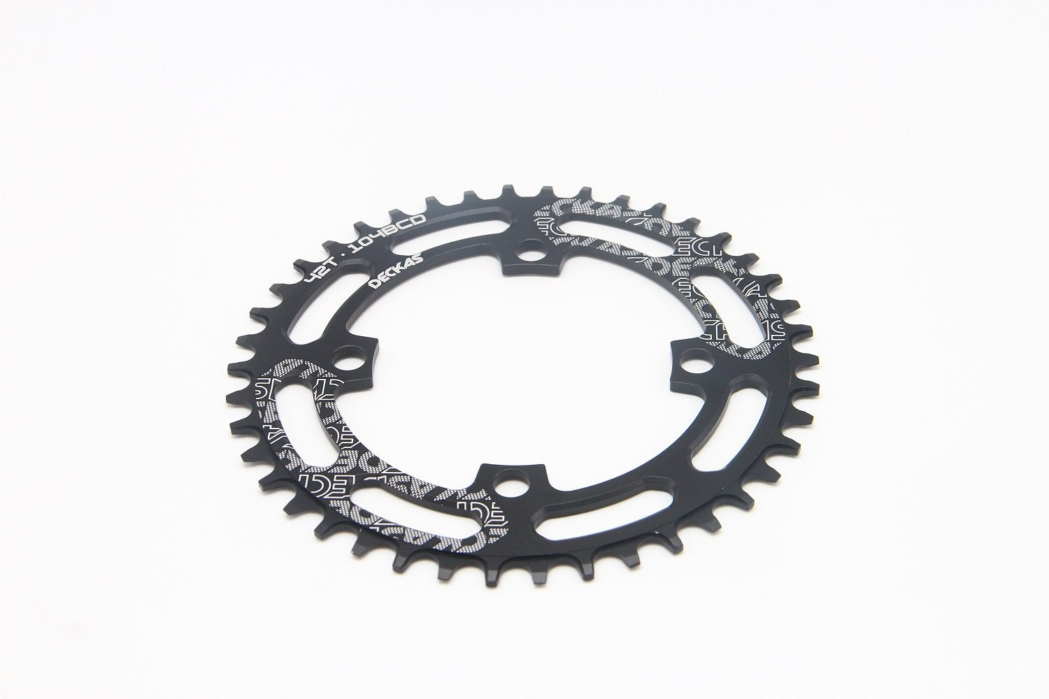 Bicycle 8//9 Speed Chainring 104mm BCD 44//42//32//22T Front Single Chainring