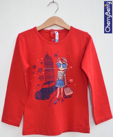 girl t shirts printed designs,
