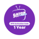 1 Year Gator IPTV Best Selling Iptv Subscription in 2019 for US CA Arabe With Reseller panel