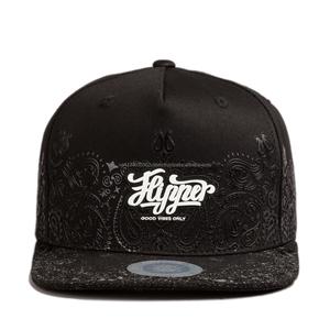 95c6ce78384 Custom Paisley Snapback Hat Wholesale