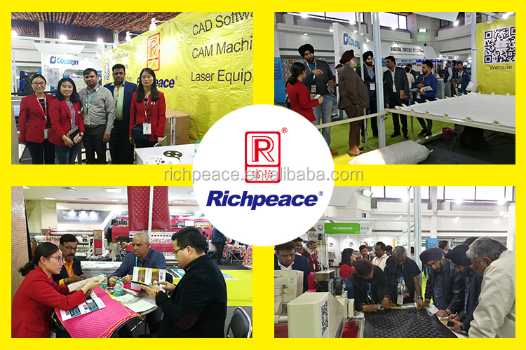 Richpeace Laser Cutting Machine for Big Size