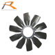 High Quality Truck Radiator Fan Blades Made in Taiwan for Truck Engine Cooling System
