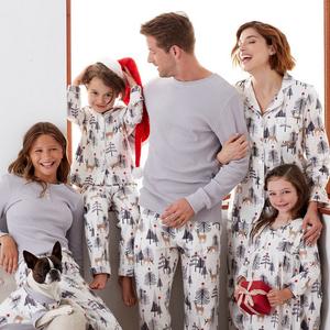a0db8fc8e8 Customer Brand Hot Sell Christmas Funny Family Pyjamas Pajama Sleepwear