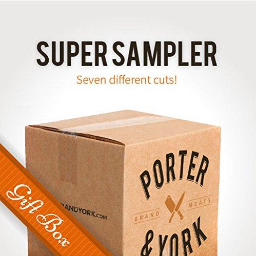 Porter & York Brand Meats - Super Sampler Gift Box