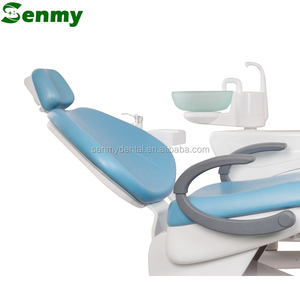 S101 Best Foshan Manufacturer Dental Unit Chair with Dental Chair Video