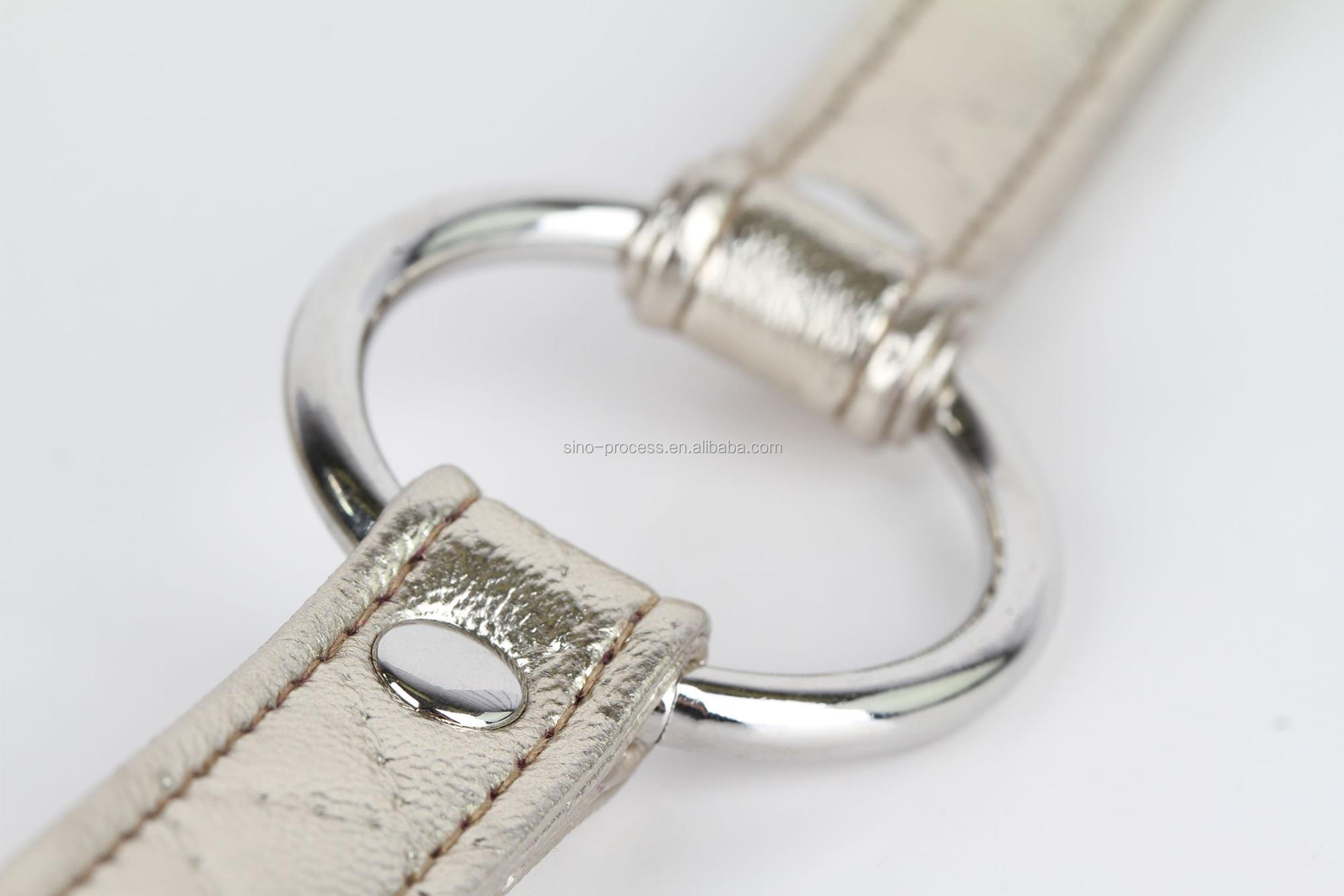Gold ring fetish