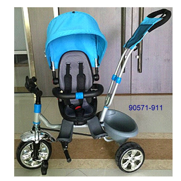 90571-R02B Deluxe children tricycle