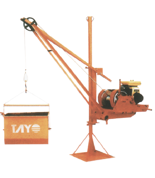 Factory Direct Supply Mini Tower Crane