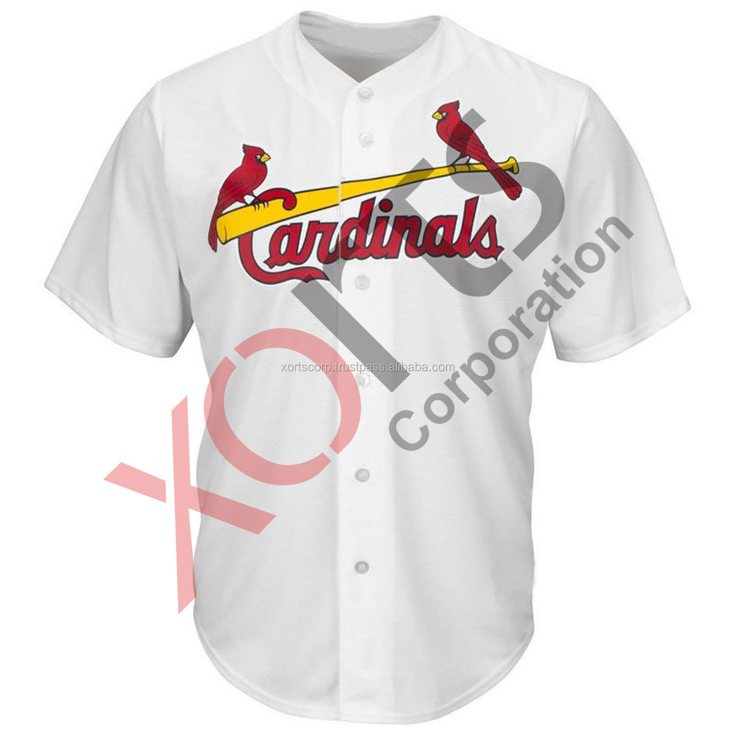 Sublimada Jaquetas De Baseball Bordados Jerseys