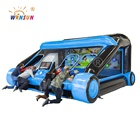 Adults Play Interactive Playsystems Shooting Gallery