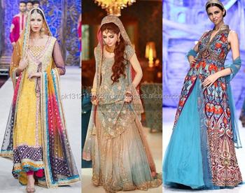 Muslim Wedding Dresses For Bride In India