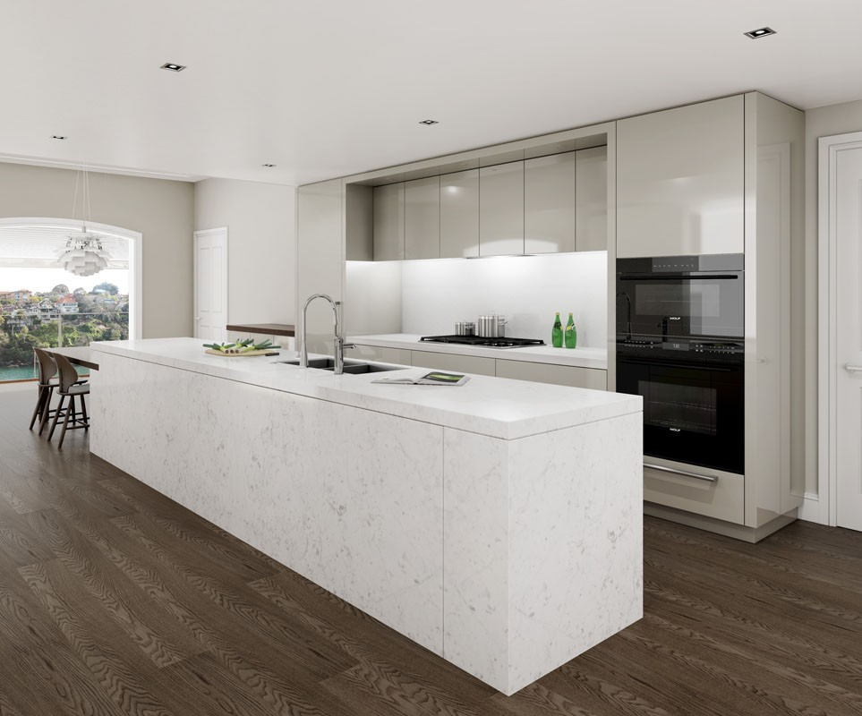 High Quality Mdf Board Kitchen Cabinet White Lacquer ...