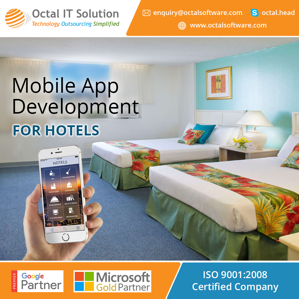 Top mobile app development company for your Hotel business INDIA/UK/USA/Singapore
