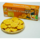 Best selling OEM Non Fried Healthy Snack Tum Yum Flavor Brown Rice Cracker