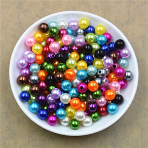 YIWU Wholesale Cheap Price Mixed Color DIY Glass Beads
