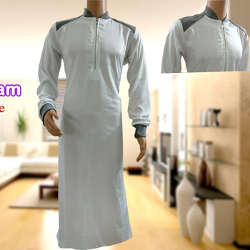 Exclusive Collection Al Aseel Thobe Mens Abaya